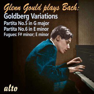 Photo No.1 of J S Bach: Goldberg Variations, Partitas Nos. 5 & 6