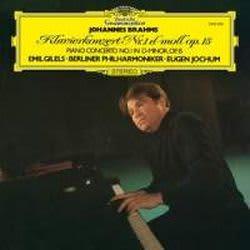 Photo No.1 of Brahms: Piano Concerto No. 1 (LP)