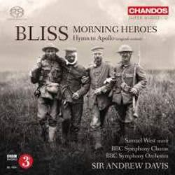 Photo No.1 of Bliss: Morning Heroes & Hymn to Apollo