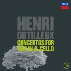 Photo No.1 of Dutilleux: Violin & Cello Concertos