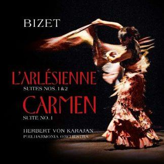 Photo No.1 of Georges Bizet: Carmen & L'Arlesienne Suites Nos.1 & 2 (180g)