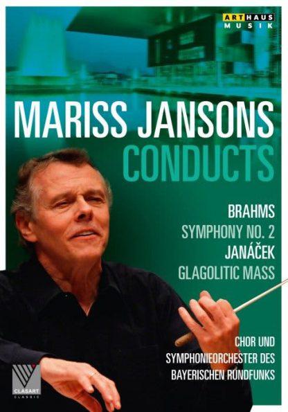 Photo No.1 of Mariss Jansons conducts Brahms & Janacek