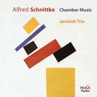 Photo No.1 of Schnittke: Piano Trio, A Paganini, Madrigal in Memoriam Oleg Kagan, Piano Sonata No. 1