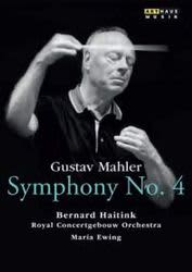 Photo No.1 of Mahler: Symphony No. 4 (DVD)