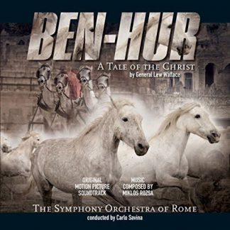 Photo No.1 of Rozsa: Ben-Hur (Original Motion Picture Soundtrack - 180g)