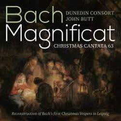 Photo No.1 of JS Bach: Magnificat & Christmas Cantata 63