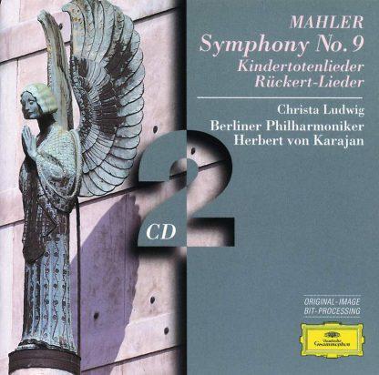 Photo No.1 of Gustav Mahler: Symphony No. 9, Kindertotenlieder, Rückert-Lieder