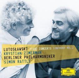 Photo No.1 of LUTOSLAWSKI: Piano Concerto, Symphony No. 2
