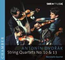 Photo No.1 of Dvorak: String Quartets Nos. 10 & 13