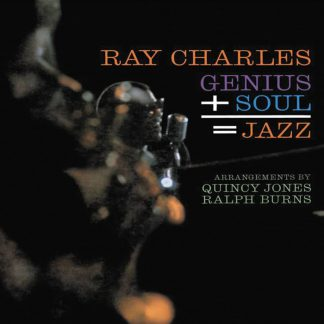 Photo No.1 of Ray Charles: Genius+Soul = Jazz (Acoustic Sounds 180g)