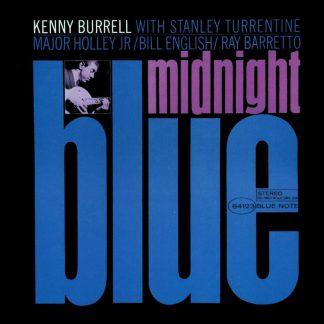 Photo No.1 of Kenny Burrell: Midnight Blue (Vinyl 180g)