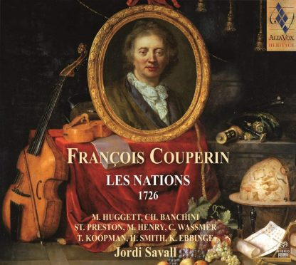 Photo No.1 of Couperin: Les Nations 1726