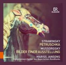 Photo No.1 of Mariss Jansons conducts Stravinsky and Mussorgsky