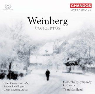 Photo No.1 of Mieczyslaw Weinberg: Concertos