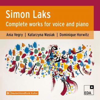 Photo No.1 of Simon Laks: Complete Works for Voice and Piano