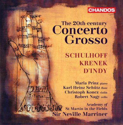 Photo No.1 of The 20th-century Concerto grosso