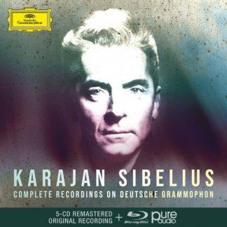 Photo No.1 of Herbert von Karajan - Complete Sibelius Recordings on Deutsche Grammophon
