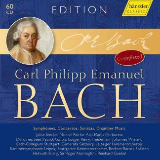 Photo No.1 of Carl Philipp Emanuel Bach Edition