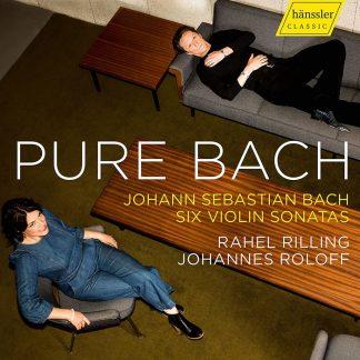 Photo No.1 of Pure Bach - Johann Sebastian Bach: Six Violin Sonatas