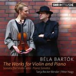 Photo No.1 of Bartók: Complete Works for Violin and Piano