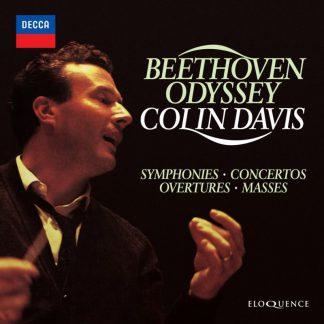 Photo No.1 of Colin Davis – Beethoven Odyssey