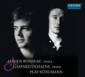 Photo No.1 of Boisseau & Dehaene play Schumann