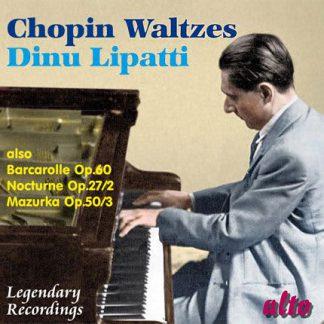 Photo No.1 of Dinu Lipatti plays Chopin