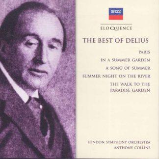 Photo No.1 of Frederick Delius: The Best of Delius