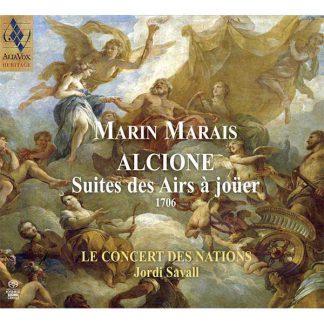 Photo No.1 of Marais: Alcione - Suites des airs à joüer (1706)