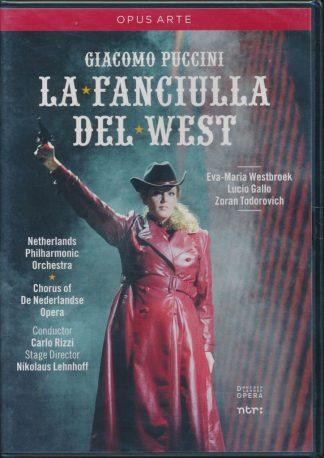 """Photo No.1 of Giacomo Puccini: La Fanciulla del West & Bonus-DVD """"De Nederlandse Opera"""""""