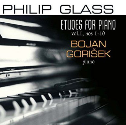 Photo No.1 of Glass: Etudes for Piano