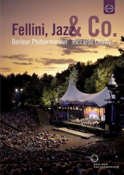 """Photo No.1 of Berliner Philharmoniker - Waldbühnenkonzert 2011 """"Fellini,Jazz & Co."""""""
