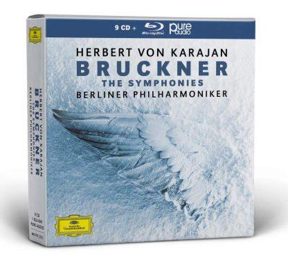 Photo No.1 of Bruckner: Symphonies Nos. 1-9