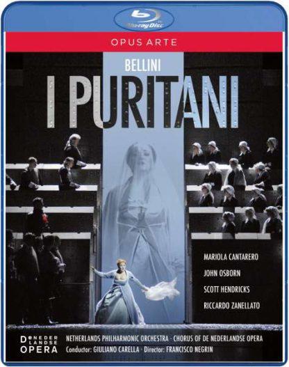Photo No.1 of Vincenzo Bellini: I Puritani