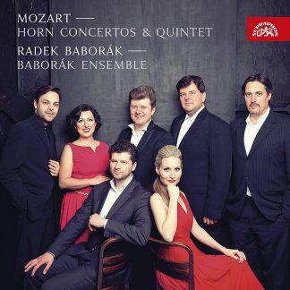 Photo No.1 of Mozart: Horn Concertos & Quintet