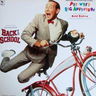 Photo No.1 of Pee-wee's Big Adventure - Original Score