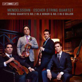 Photo No.1 of Mendelssohn: String Quartets Nos. 2 & 3