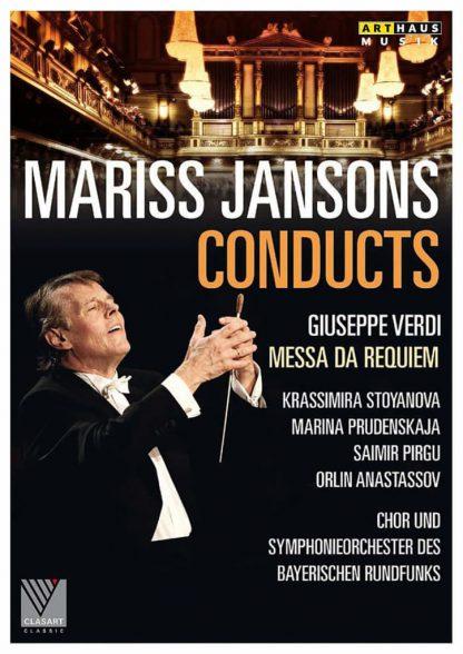 Photo No.1 of Giuseppe Verdi: Requiem - Mariss Jansons