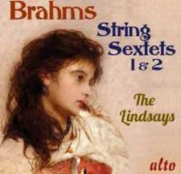 Photo No.1 of Brahms: String Sextets Nos. 1 & 2