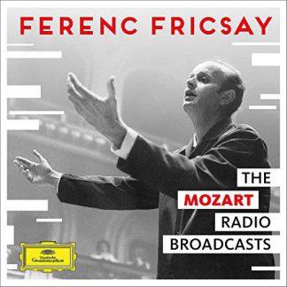 Photo No.1 of Fricsay: The Mozart Radio Broadcasts