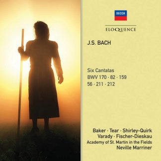 Photo No.1 of J.S. Bach: Six Cantatas