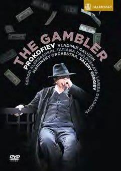 Photo No.1 of Sergei Prokofiev: The Gambler