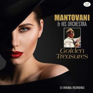 Photo No.1 of Mantovani & His Orchestra - Golden Treasures (180g)