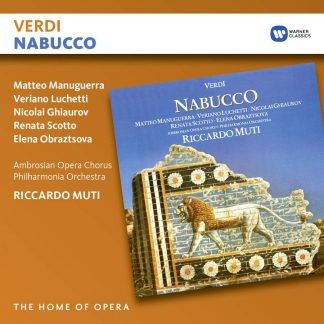 Photo No.1 of Giuseppe Verdi: Nabucco