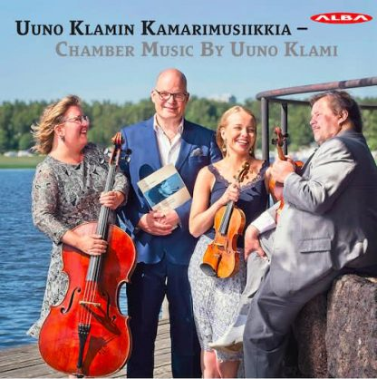 Photo No.1 of Chamber Music by Uuno Klami