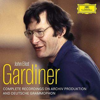 Photo No.1 of Sir John Eliot Gardiner - Complete Deutsche Grammophon & Archiv Produktion Recordings