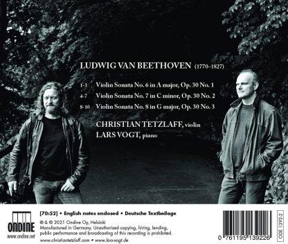 Photo No.2 of Ludwig Beethoven: Violin Sonatas