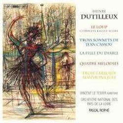 Photo No.1 of Dutilleux: Le Loup