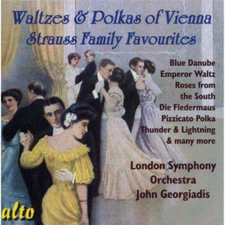 Photo No.1 of Waltzes & Polkas of Vienna