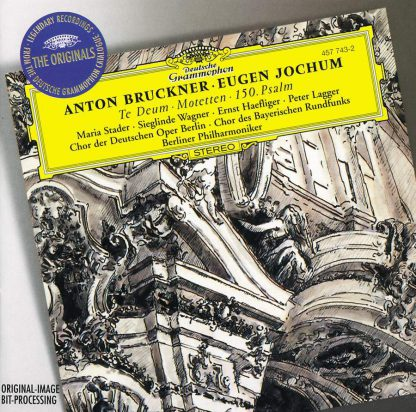 Photo No.1 of Bruckner: Te Deum and other works